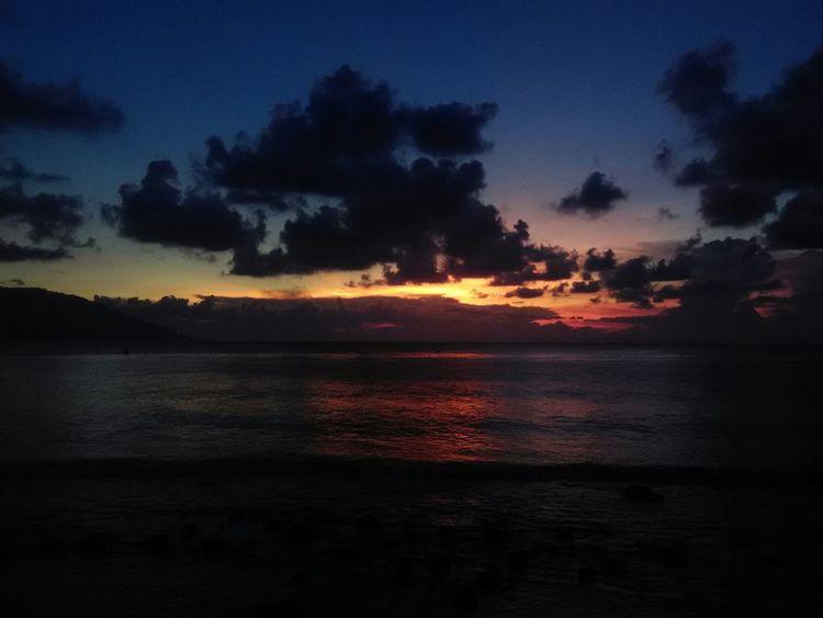 Sabangisland Sabangbeach Sabangfair Sunset Sunset #sun #clouds #skylovers #sky #nature #beautifulinnature #naturalbeauty #photography #landscape Sunset_collection