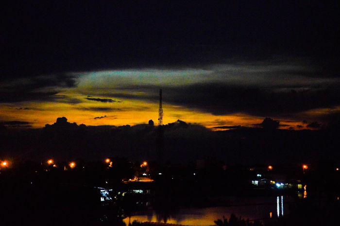Sky And Clouds Sky Sunset Nikon D3200