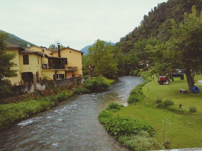 small river in Scheggino (Italy) Spoleto-Umbria <3 First Eyeem Photo