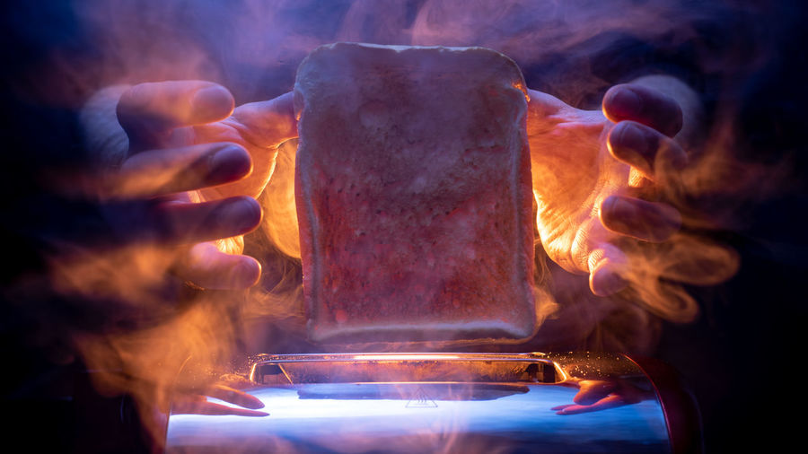 Burning Fire Flame Heat - Temperature Fire - Natural Phenomenon Smoke - Physical Structure Close-up Nature Communication Activity Motion People Hand Sign Indoors  Food And Drink Adult Human Hand Business Human Body Part Inferno Human Limb