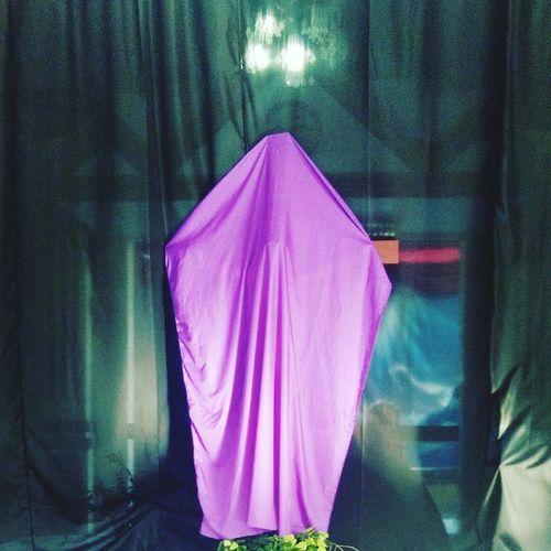 Jesus Died Cross Purple Sas Sad Holyweek