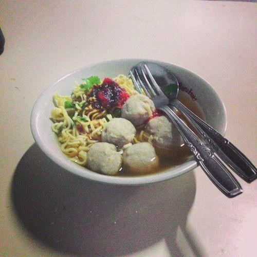 WatuGudik Meatballs Yummy :)