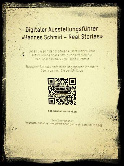 #digitalexhibition #qrcodetelling
