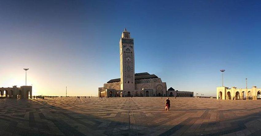 Happyfamily Honeymoon Casablanca Marrocco Instagood Instalike Follow Sky Panorama
