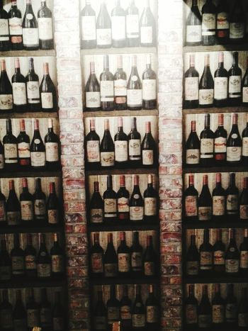 Wine Moments Large Group Of Objects Shelf Retail  Abundance In A Row No People Variation Choice Indoors  Arrangement Cellar For Sale Day