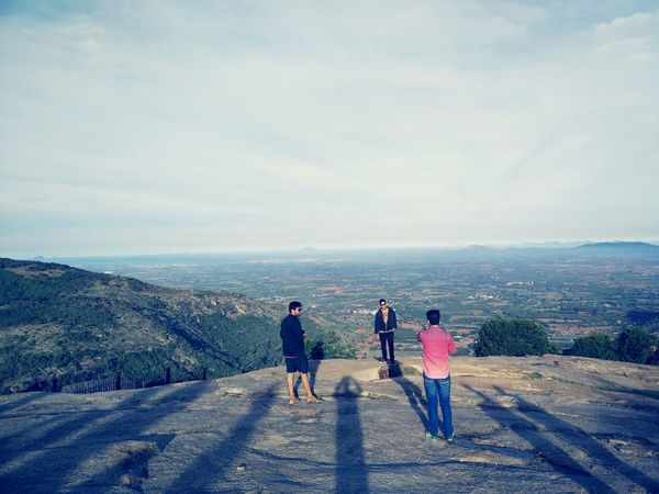 Share Your Adventure My Smartphone Life The Places I've Been Today Nandi Hills Bangalore The Traveler - 2015 EyeEm Awards