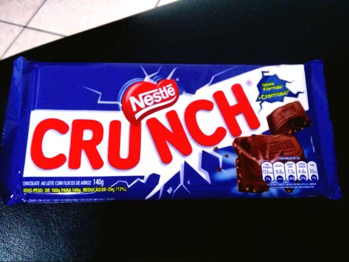 Barra de chocolate , amoo <3