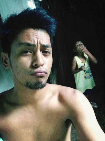 Photo bomber .. ;)