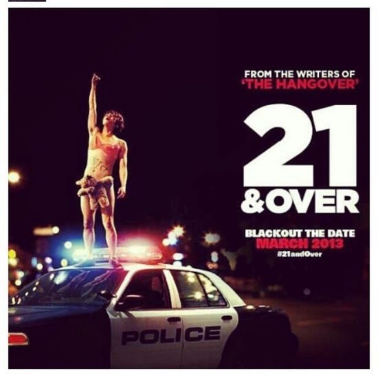About to watch the movie #21andover a month and half before release date lets see if it's good...