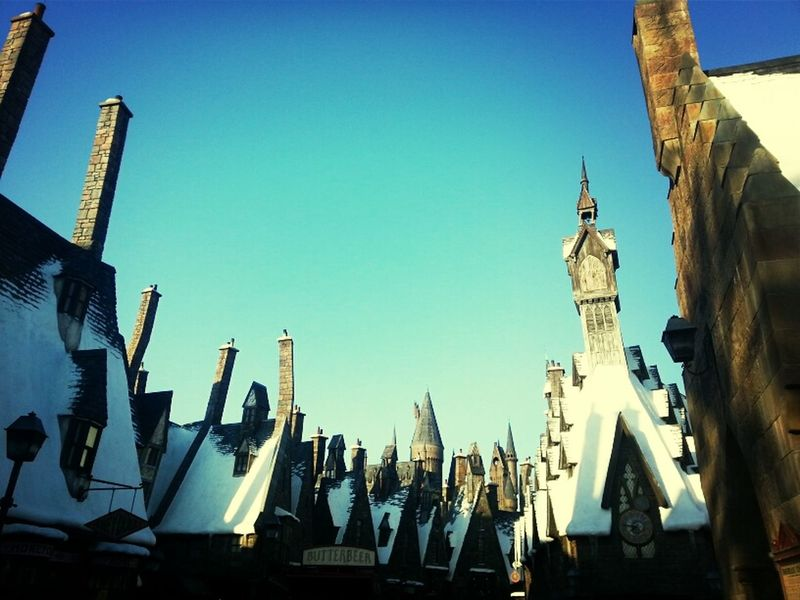 At Hogwarts