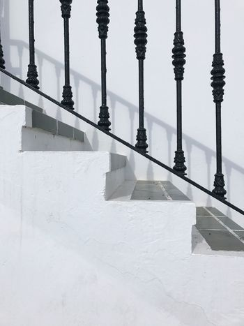 Stairs Staircase Steps And Staircases Steps Railing Built Structure Architecture No People