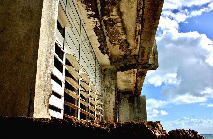 Old Houses Koncrete Destroyed Buildings Grey Construction Landscape_photography Abandoned Places