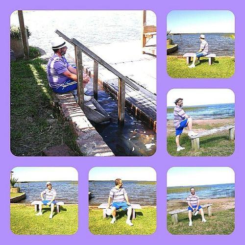 Praia da Lagoa... Plaĝo de la Laketo en Cidreira/RS Brasil Praias Lakoj Nature Lagoas
