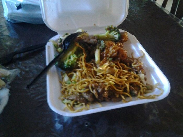 yumm ! panda express <3