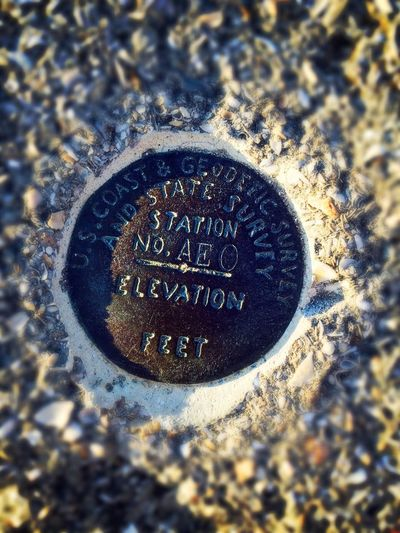 Geodetic Survey Coquina Discover Your City