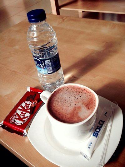 روقان من_تصويري محاولة_احتراف تصوير  هوت_شوكليت Hot_Chocolate_Time