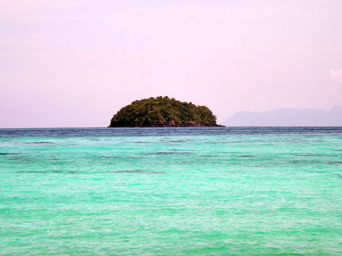 Beauty In Nature Horizon Over Water Idyllic Nature Ocean Scenics Sea Tranquil Scene Tranquility Water Travel Photography Thailand Holiday Koh Lipe