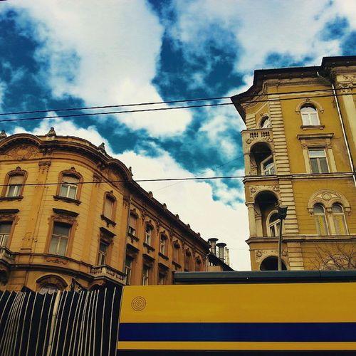 Bdpst, bdpst, dcsds. Budapest Negyeshatos Rakocziter Sky BKV