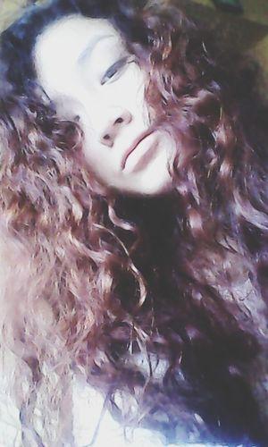 Chorreandomi. Hello World Relaxing Long Hair Red Head