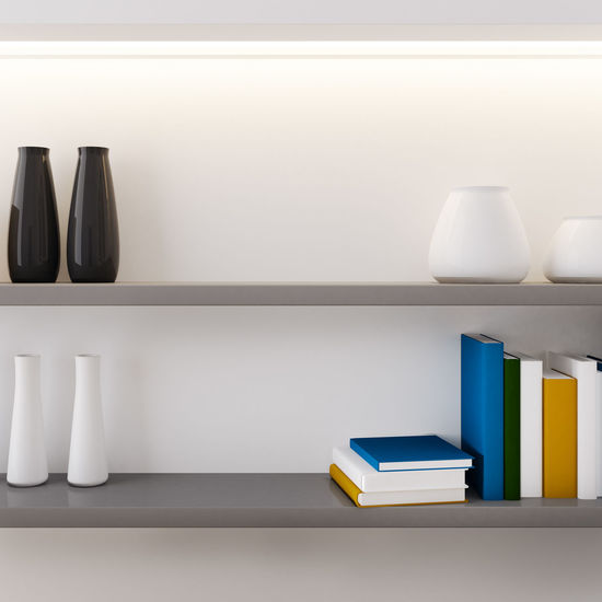 Building Day Decor Decoration Decorative Design Design Element Furniture Indoors  Interior No People Object Shelf Vase Wall White