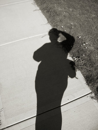 Shadow me, no idea why, just thought I see what happens lol Adult Day Focus On Shadow Leisure Activity Lifestyles Long Shadow - Shadow One Person Outdoors People Real People Shadow Shadow And Light Shadow Play Shadow Selfie Standing Sunlight