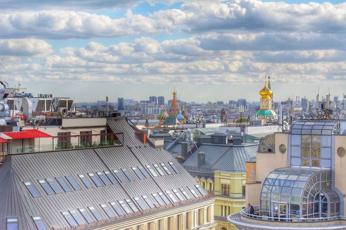 Architecture Sky Building Exterior Built Structure Cloud - Sky City Cityscape Outdoors Day No People Roof Weather City Street Nikon Nikonphotographer Nikonphotography Nikon D5200 Moscow, Москва Architecture_collection Streetphotography Street Photography City Life Travel Destinations City Architecture The Street Photographer - 2017 EyeEm Awards The Great Outdoors - 2017 EyeEm Awards The Architect - 2017 EyeEm Awards The Photojournalist - 2017 EyeEm Awards Mobility In Mega Cities