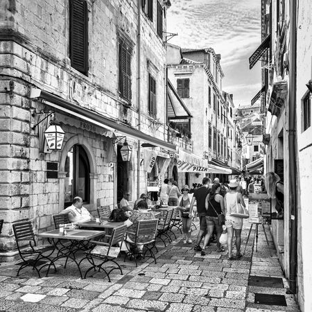 Blackandwhite Bw_collection Monochrome Streetphotography Montenegro Black And White