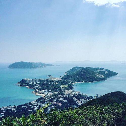 That view.... Hikes Hkig Repulsebay Islands
