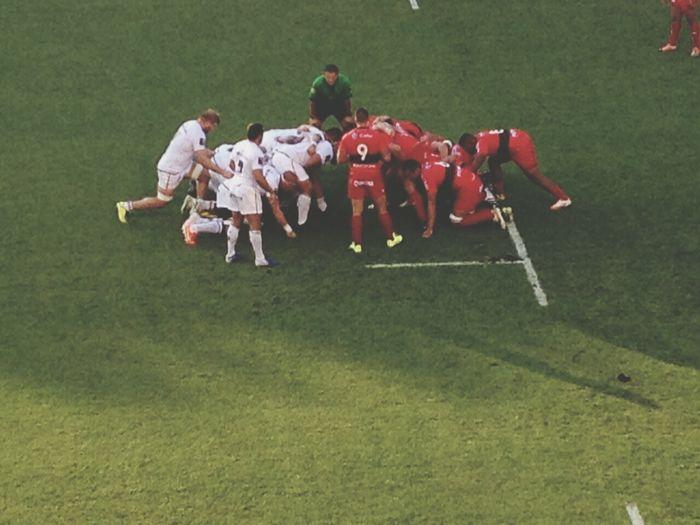 Enjoying Life Rugby RCT <3