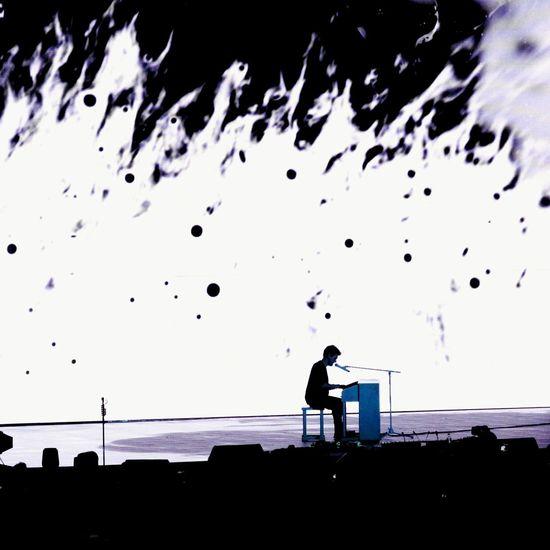 John Mayer John Mayer Live O2 London O2 Arena London Gig Concert Music Piano