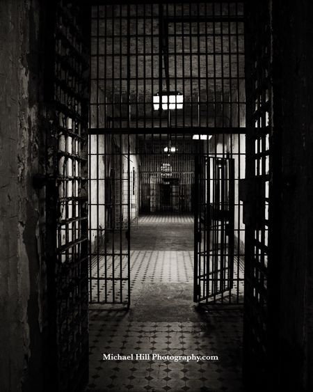 Lock Up, Moundsville Penitentiary Urbex Urban Exploration Blackandwhite Abandoned Capture The Moment