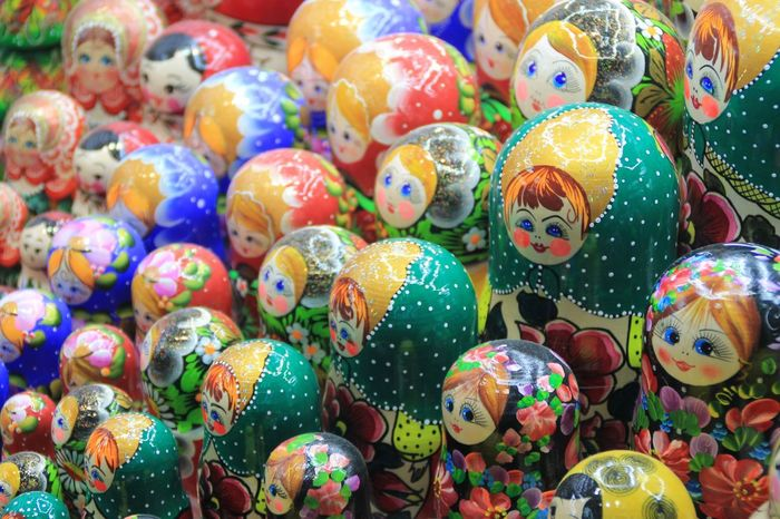Multi Colored For Sale Variation Abundance Easter No People Retail  Celebration Market Indoors  Close-up Large Group Of Objects Day Streetphotography Matrjoschka Taking Photos Enjoying Life Decoration Russian Russian Style Colors Colorful