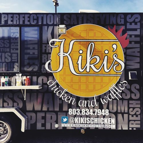 Holiday Bazaar with Kiki's Chicken and Waffles