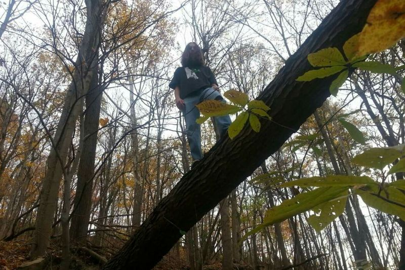 Tree Hiking Adventure Buddies Adventures Teenager Ohio, USA Rebel Rebel 👍😏🙌🙌 Rebel Rebel