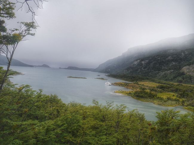 Bahía de Lapataia , a 1000 km La Antártida EyeEm Nature Lover Lapataia Enjoying The View Quality Time Trekking Enjoying Nature Showcase: February From My Point Of View Parque Nacional Tierra Del Fuego Ushuaïa