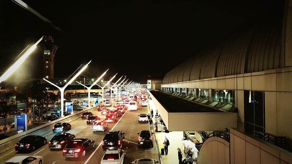 How Do We Build The World? Airport Lax Airport