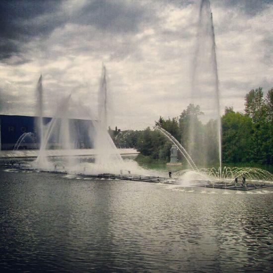 Musical/Light/River Fountain Roshen in Vinnitsa Vnua Fountain instaly igspiration igukraine instagood