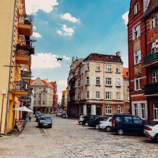 Poznań Poland Streetphotography Architecture
