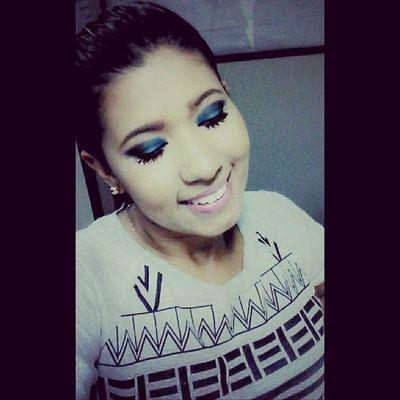 De hoje! ✨??? Makeup Amô Top Byme