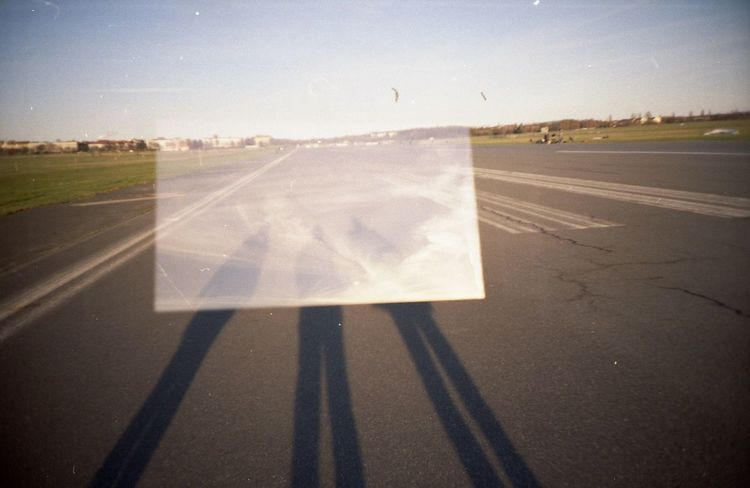 Airport Berlin Double Exposure Lomo Outdoors Park Tempelhof Tempelhofer Feld The Great Outdoors - 2016 EyeEm Awards