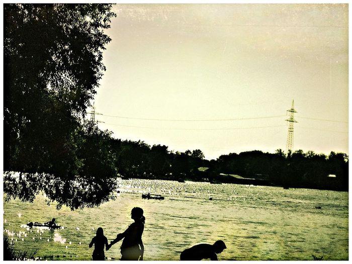 EyeEm Best Shots - My World Lake View Romantic Landscape