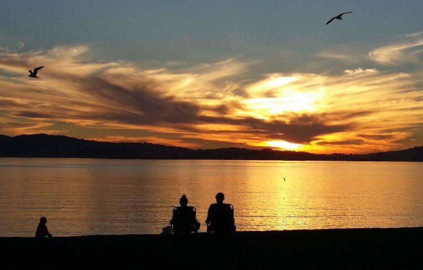 Sunset Bayarea Love Beachphotography Beauty Redefined