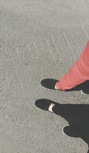 Pişti değil ayakkabı kardeşliği^^