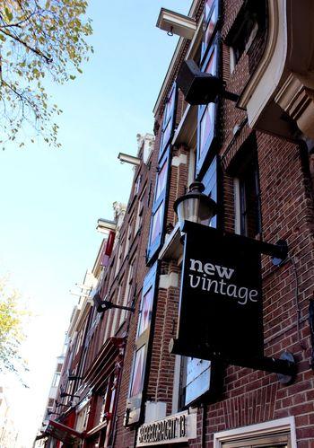 new.vintage Nine Streets Jordaan Amsterdam