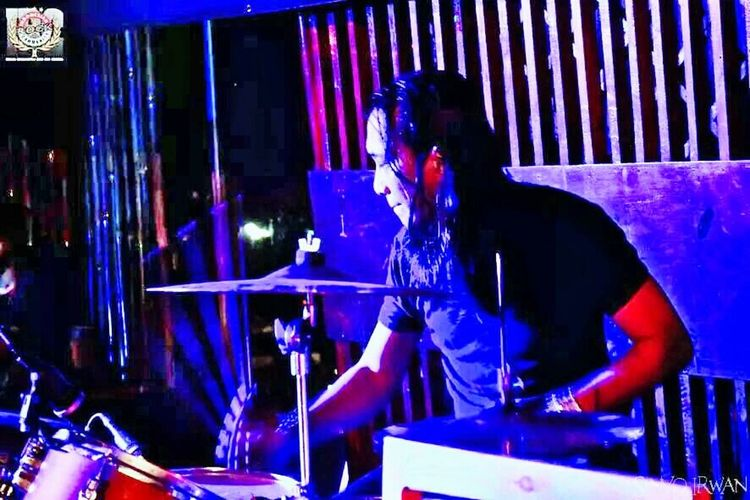 Drumming Groovin'
