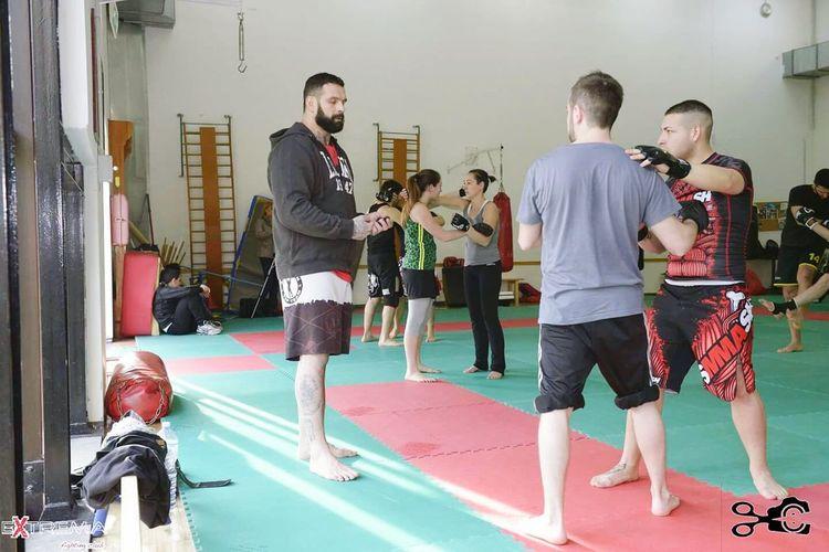 lezione con alessio sakara MMA MMA 👊✊ MMA Work Mma Sakara