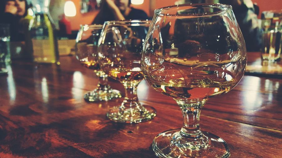 Androidography Whiskey flights. Vacation Lunch