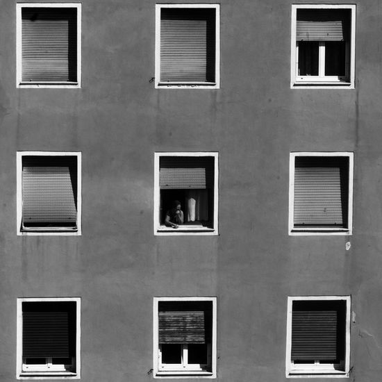 Window Building Exterior Architecture Backgrounds Outdoors Day Old Only One Pictur Pics Picsart Architectural Detail Architecturephotography Art Photography Streetphoto Blacckandwhite Built Structure