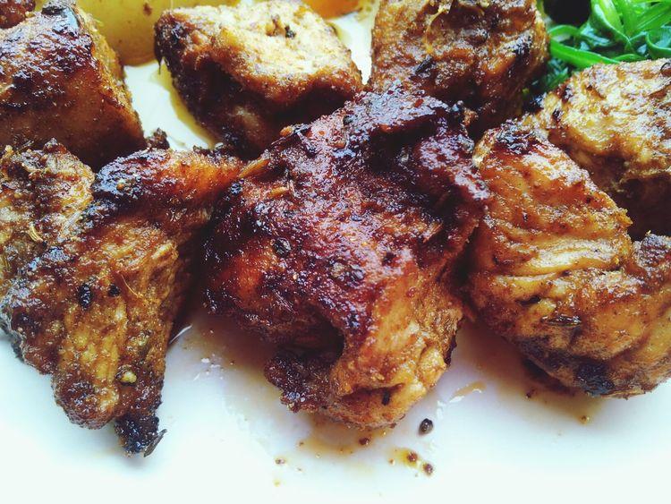 Healthy Food Chicken Marinade Spices