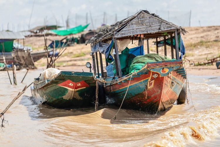 Water Nautical Vessel Nature Fishing Net Day Architecture Transportation Fishing Mode Of Transportation Waterfront Fishing Boat 2018 In One Photograph My Best Photo